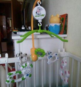 Мобиль на кроватку canpol babies