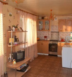 Квартира, 3 комнаты, 58.4 м²