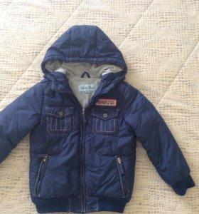 Куртка 104р