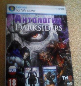 Продам Darksiders