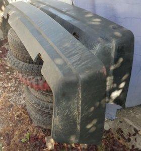 Бампер ваз 2108-09