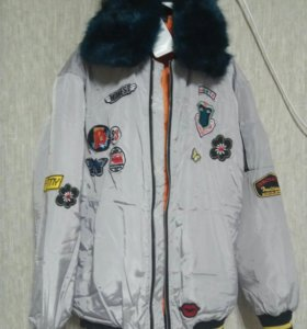 Куртка женская новая Бомбер Зара