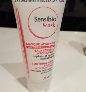 Маска для лица биодерма для чувствительной кожи