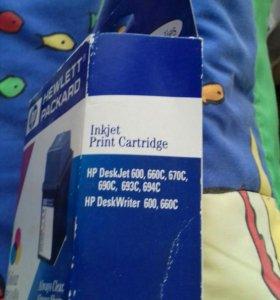 Картридж для принтера струйного
