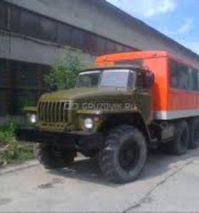 Урал 4320 продажа обмен