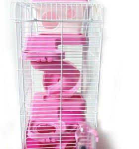 Клетки для джунгариков и др мелких грызунов