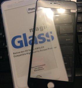 Защитное стекло 3D в наличии на iPhone 6/6S+