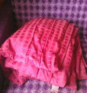 Пуховые одеяло