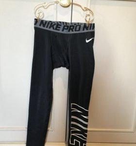 Спортивные легинсы Nike pro новые