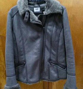 Куртка-дублёнка
