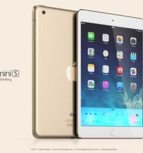 Ipad mini 3G LTE 64 Gb Gold