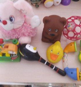 Игрушки набор 1