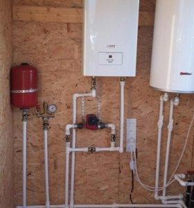 Отопление в домах