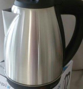 Чайник электр Ampix  новый в упаковке