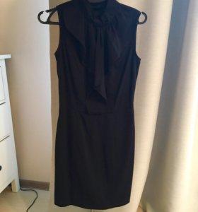 Платье-футляр 36