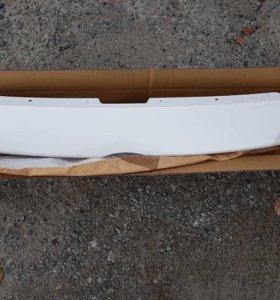 Панель решётки радиатора мазда 3