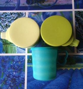 Кружки Tupperware