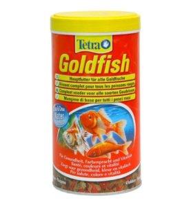 Tetra Coldfish хлопья 1000 мл .