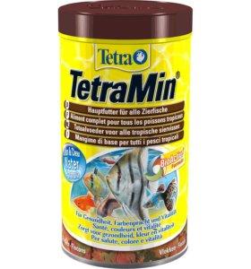 TetraMin хлопья 1000