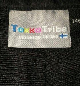 Утепленные брюки для мальчика TokkaTribe рост 146