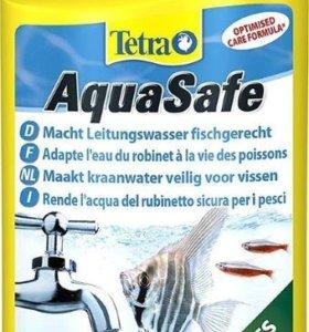 Tetra AguaSafe 500 мл .