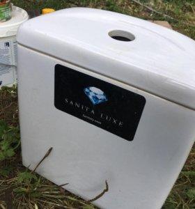 Бачок от унитаза sanita luxe