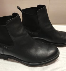 Ботинки осенние Экко