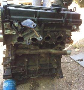 Двигатель Hyundai Getz 1,4L
