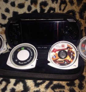 PSP Sony PlayStation Wifi 3008