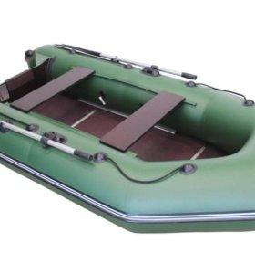 Лодка моторная Аква 2900 СК килевая