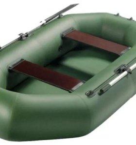 Лодка гребная Аква-Оптима 240