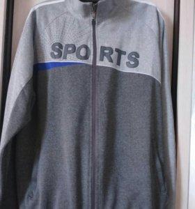 Спортивный костюм р-р 58