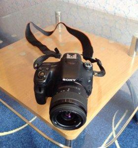 Фотоаппарат зеркальный Sony A-58 k