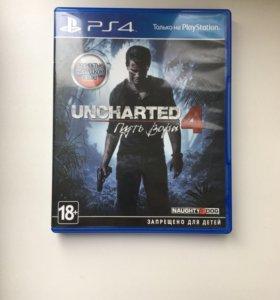PS4 Uncharted 4: Путь вора