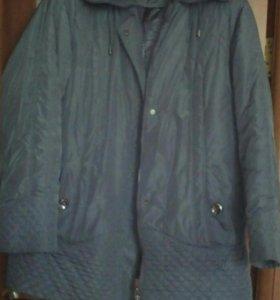 Куртка зимняя. Размер 56