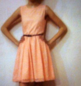 Платье на рост 158см.