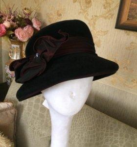 MARZI Италия 🇮🇹 luxury бренд элегантная шляпа