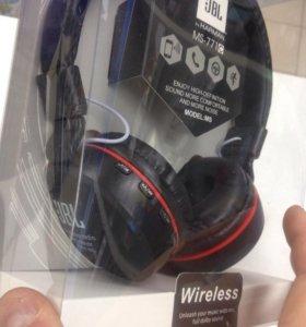 Беспроводные JBL Wireless