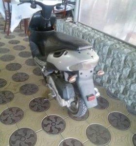 скутер 50 кубов