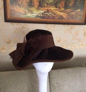FRASCONI 🇮🇹 Италия элегантная шляпа