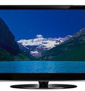 ЖК телевизор 44-50 см Туапсе с dvb-t2 и usb медиап