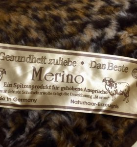Плед-одеяло (новое) Германия