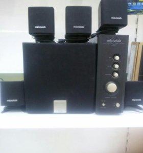 акустическая система microlab 5.1