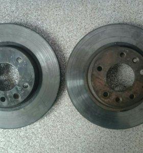 Передние тормозные диски Мазда 6
