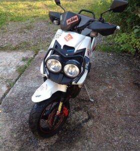 ABM Gust 80 CC Sport
