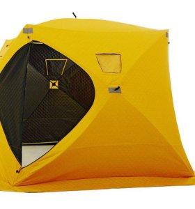 Палатка Зимняя Куб 3 Утепленная Термолайт