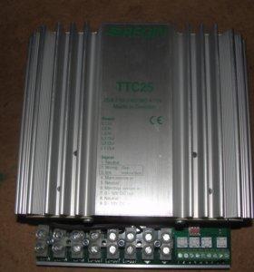REGIN TTc25. Симисторный регулятор мощности.