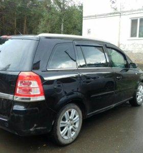 Opel Zafira B, 2008