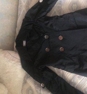 Куртка тренч