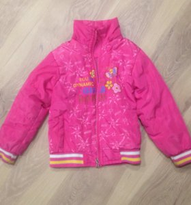 Куртка на рост 104-108-обмен